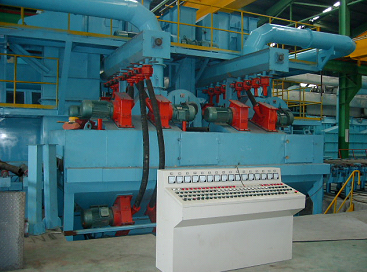 GF series coating line