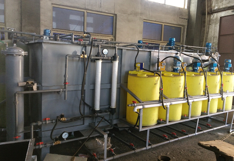 Pickling phosphating wastewater treatment equipment